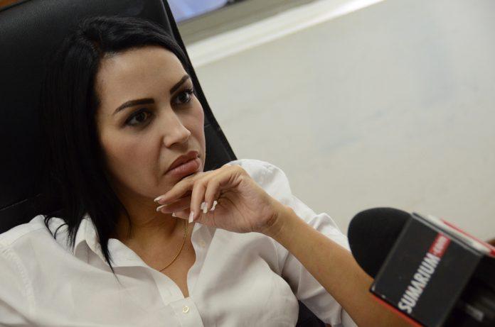 FAN amenazó y retuvo a Delsa Solorzano en el Aeropuerto de Maiquetía