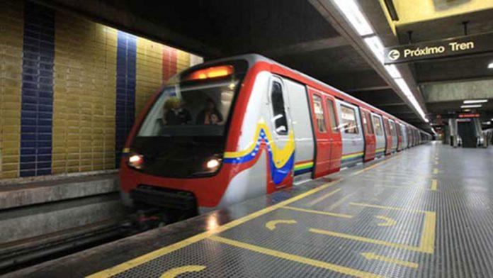 Metro de Caracas cerró 30 estaciones