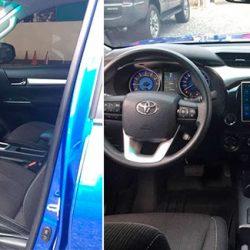 TOYOTA HILUX V6 4×4 2018  | en Valencia Carabobo
