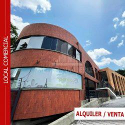 LOCAL COMERCIAL EN ALQUILER TORRE MOVILNET | VALENCIA